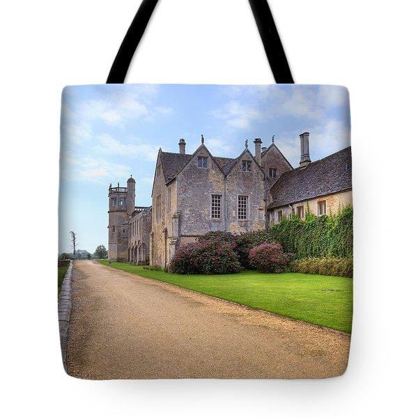 Lacock Abbey Tote Bag by Joana Kruse