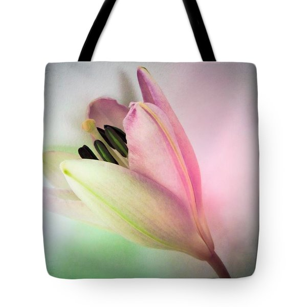 Lily In My Dreams Tote Bag