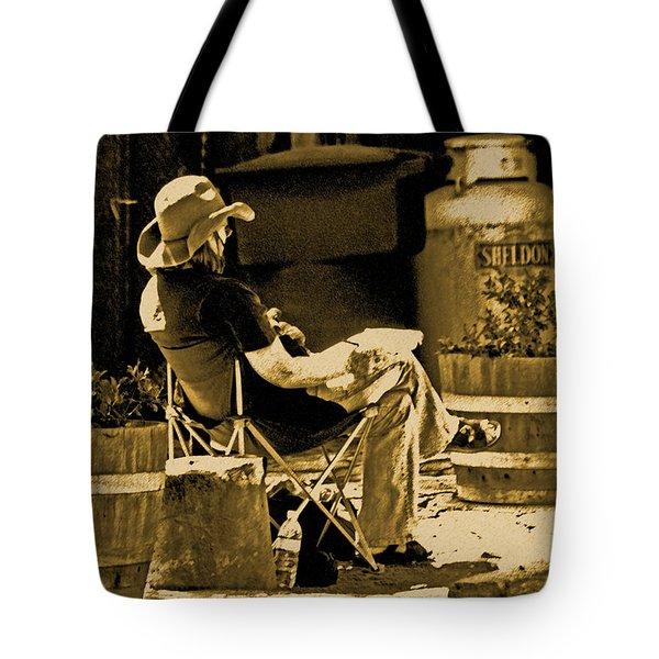 Locke Artist Tote Bag