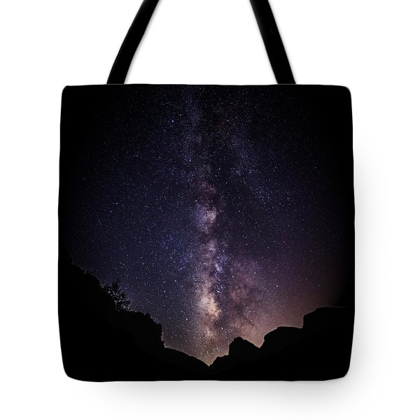 Heaven Come Down Tote Bag