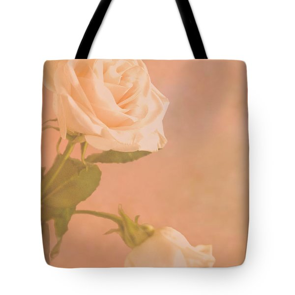Love Whispers Softly Tote Bag