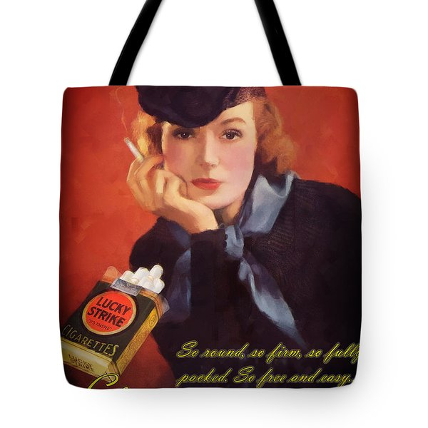 Luckie Tote Bag