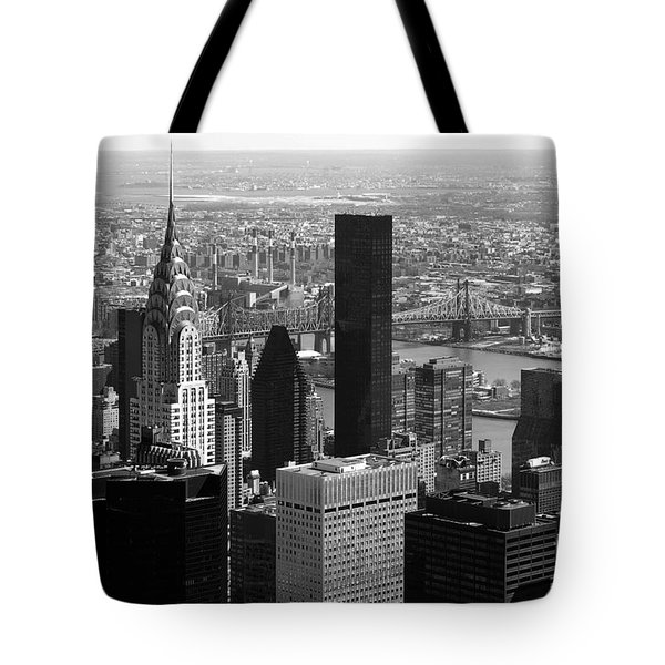 Manhattan Tote Bag by RicardMN Photography