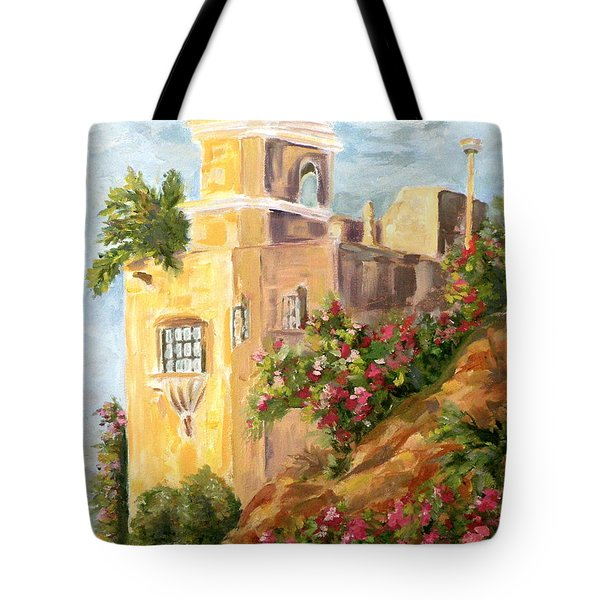 Manzanillo Magic Tote Bag