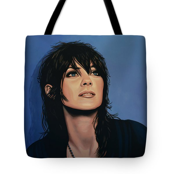 Marion Cotillard Tote Bag