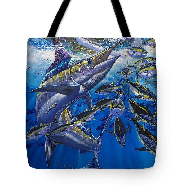 Marlin El Morro Tote Bag