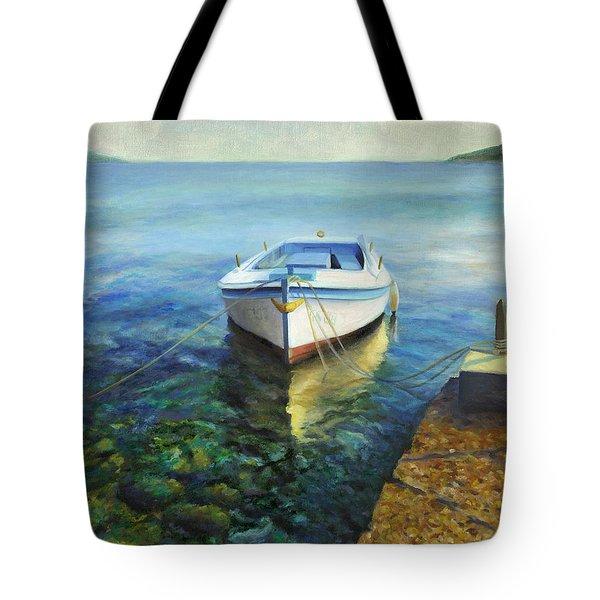 Martinscica Tote Bag by Joe Maracic