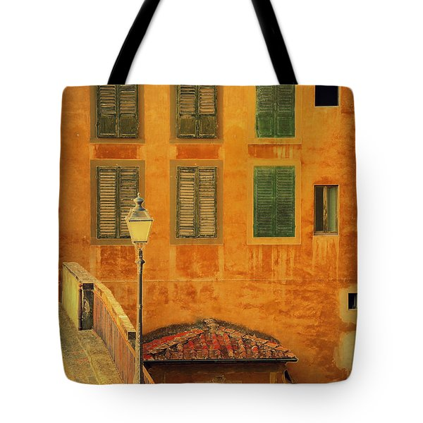 Medieval Windows Tote Bag