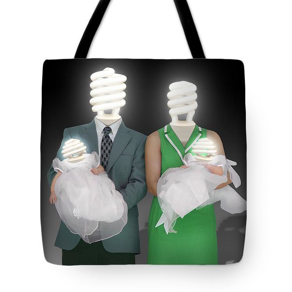 Meet The Greens Tote Bag by Mike McGlothlen