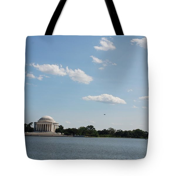 Memorial By The Water Tote Bag