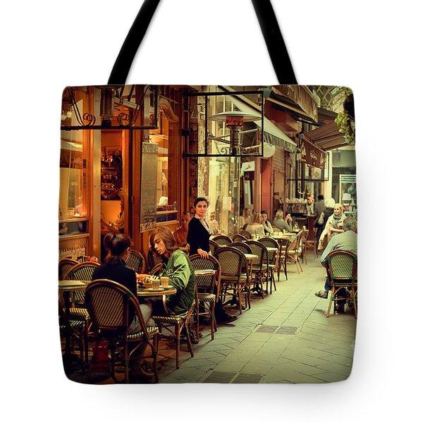 Memory Lane Tote Bag