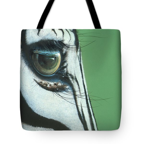 Mirror To The Soul Tote Bag