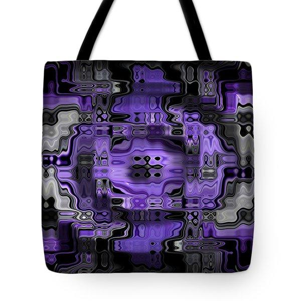 Motility Series 10 Tote Bag by J D Owen