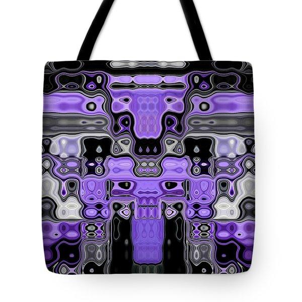 Motility Series 11 Tote Bag by J D Owen