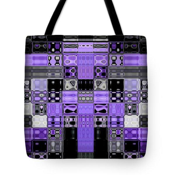 Motility Series 12 Tote Bag by J D Owen