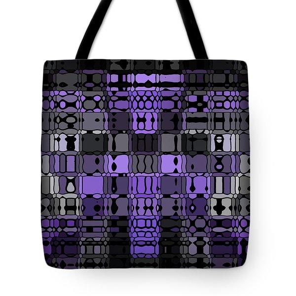 Motility Series 16 Tote Bag by J D Owen