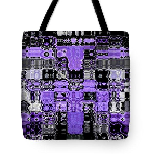 Motility Series 20 Tote Bag by J D Owen
