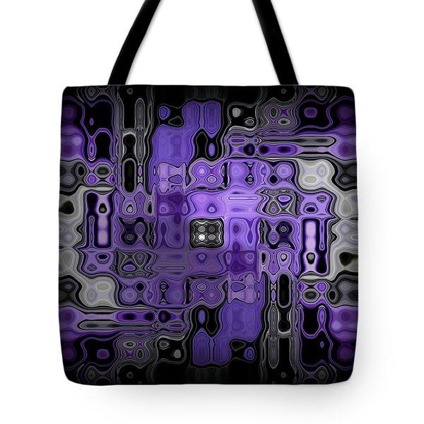 Motility Series 22 Tote Bag by J D Owen