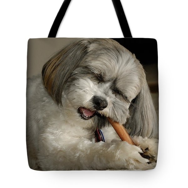 My Bully Tote Bag