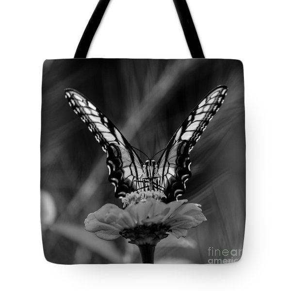 Nature Looking Glass  Tote Bag