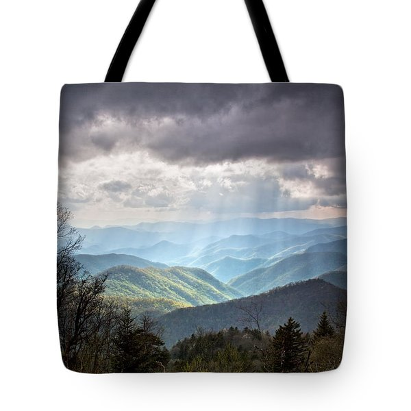 New Beginning Tote Bag by Rob Travis