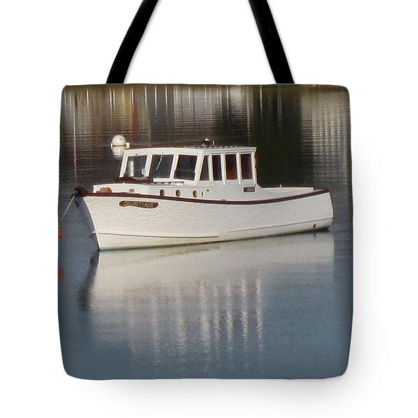 New Castle Bay Tote Bag