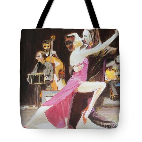 Night Rhythms Tote Bag by Judy Kay