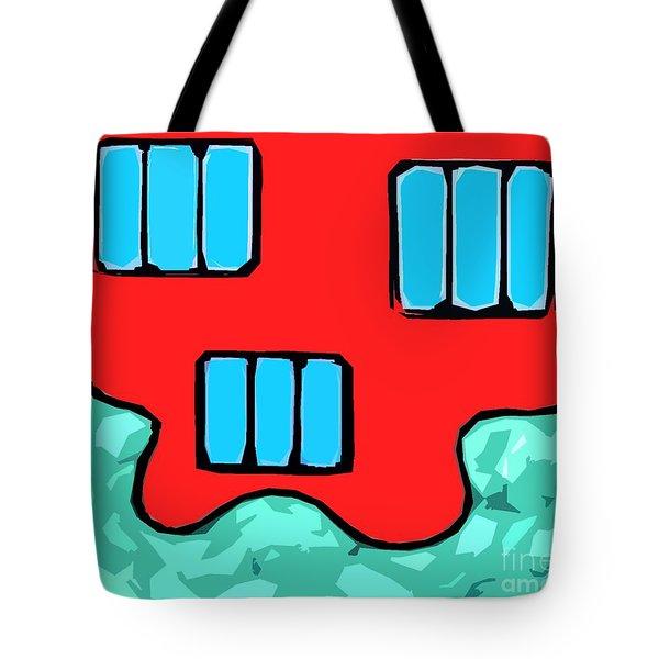 Ocean Tote Bag by Patrick J Murphy