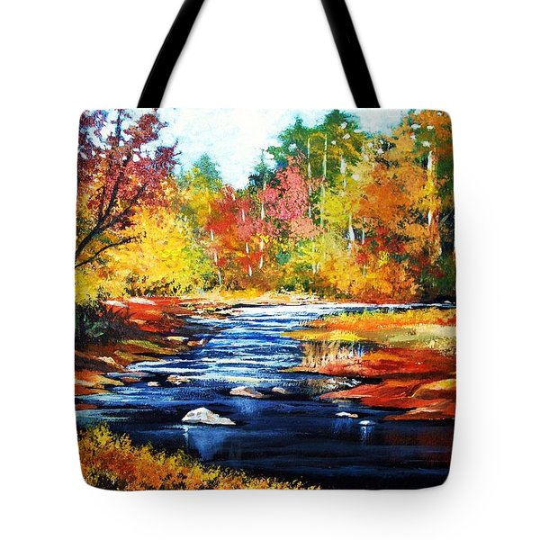 October Bliss Tote Bag