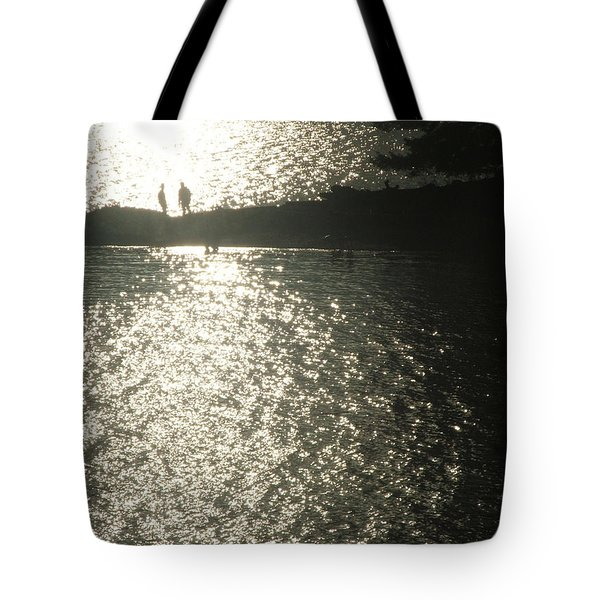 2 At The Beach Tote Bag