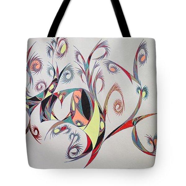 Orpheus Tote Bag by Robert Nickologianis