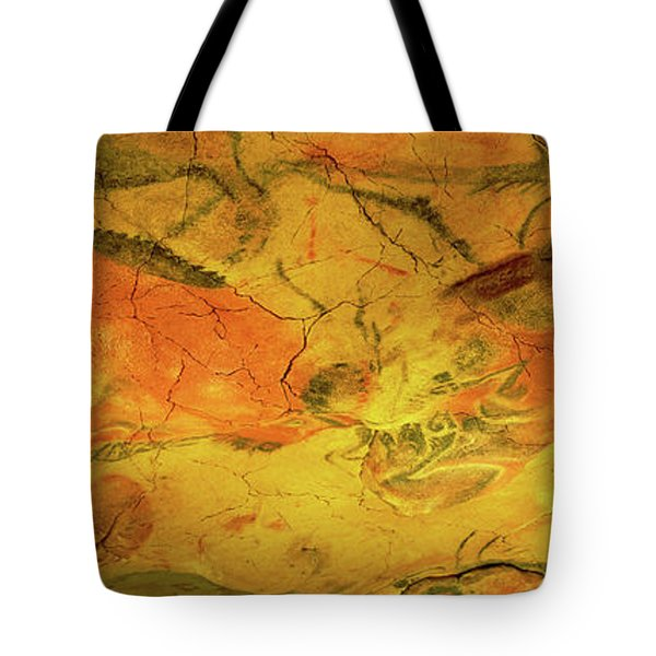 Paleolithic Paintings, Altamira Cave Tote Bag