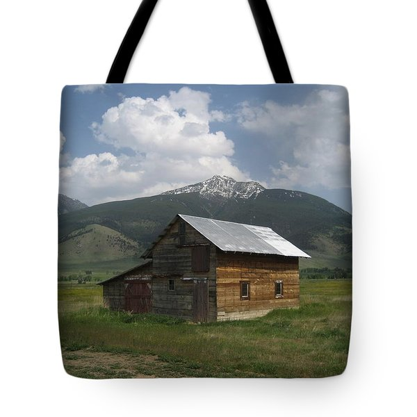 Paradise Valley Montana Tote Bag