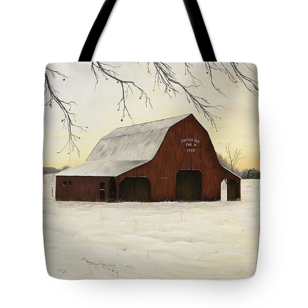 Patterson Barn Tote Bag by Mary Ann King