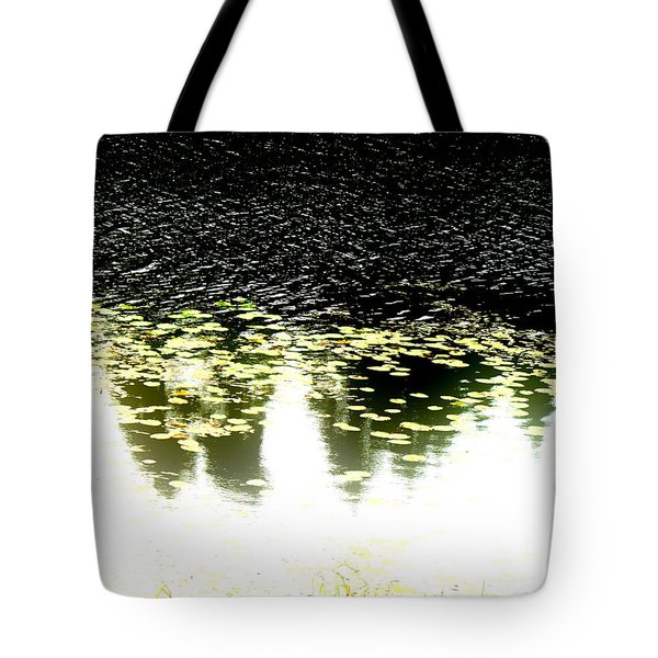 Peek Tote Bag by Pauli Hyvonen