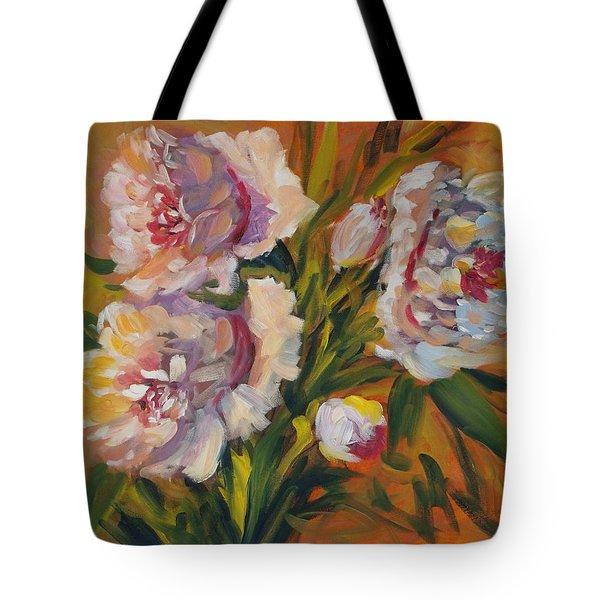 Peons Tote Bag by Elena Sokolova