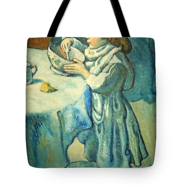 Picasso's Le Gourmet Tote Bag