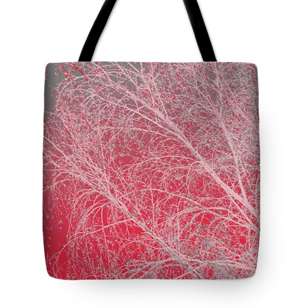 Pink  Tote Bag by Carol Lynch