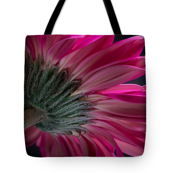 Tote Bag featuring the photograph Pink Flower by Edgar Laureano