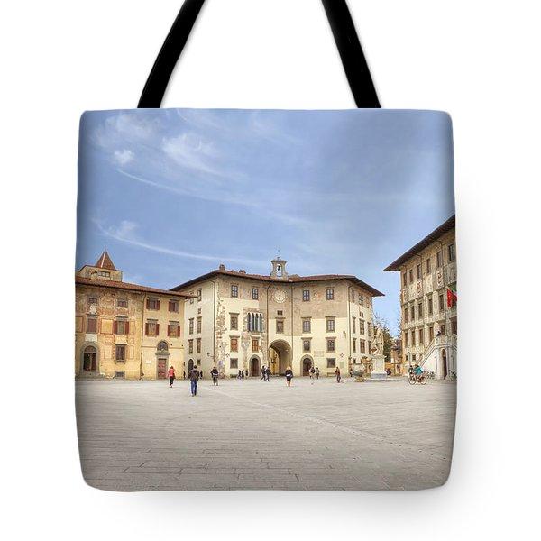 Pisa Tote Bag by Joana Kruse