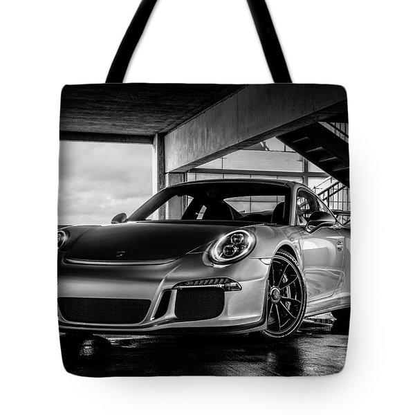 Porsche 911 Gt3 Tote Bag