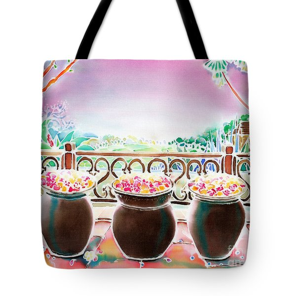 Prelude To The Night Tote Bag