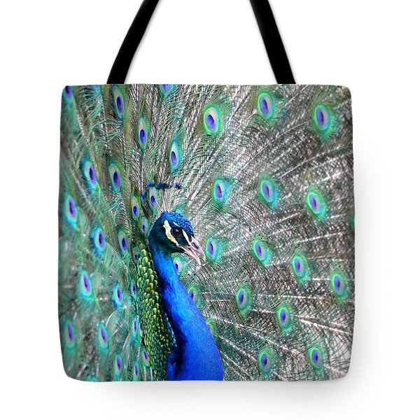 Tote Bag featuring the photograph Proud by Deena Stoddard