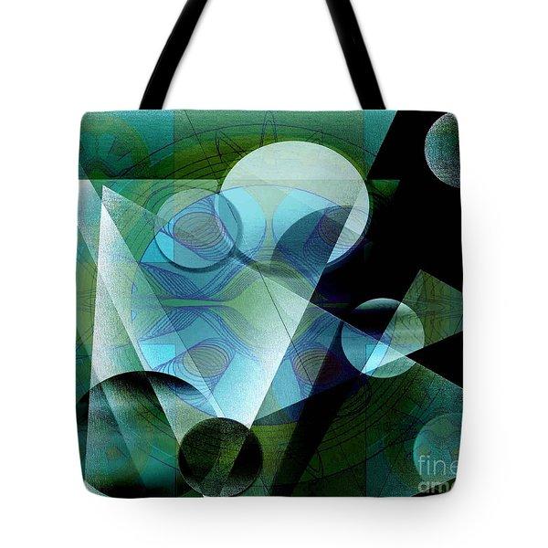 Quest Tote Bag by Iris Gelbart
