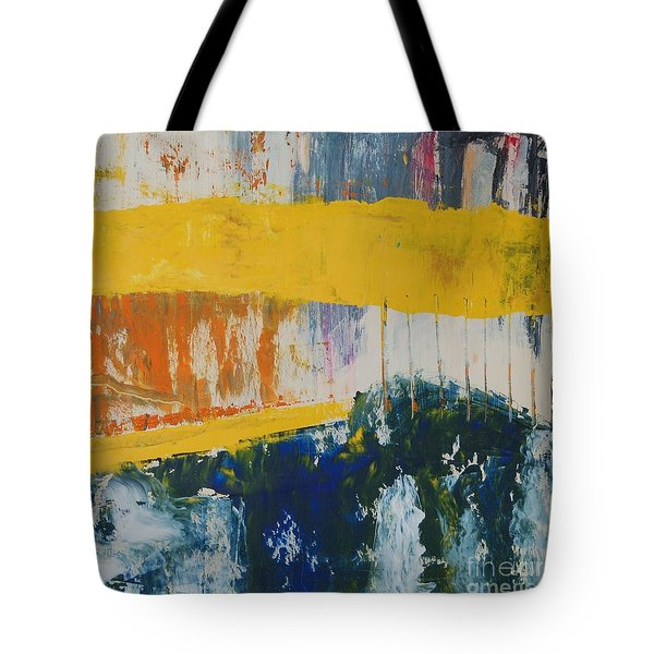 Raw Energy Tote Bag