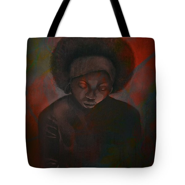 Reciprocity Tote Bag by AC Williams