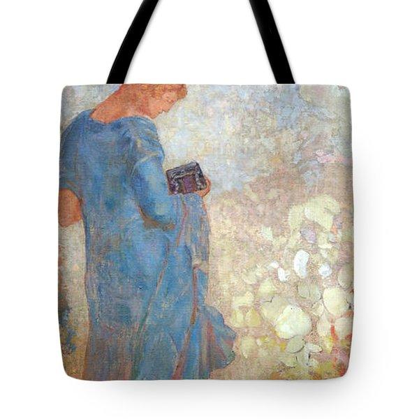 Redon's Pandora Tote Bag