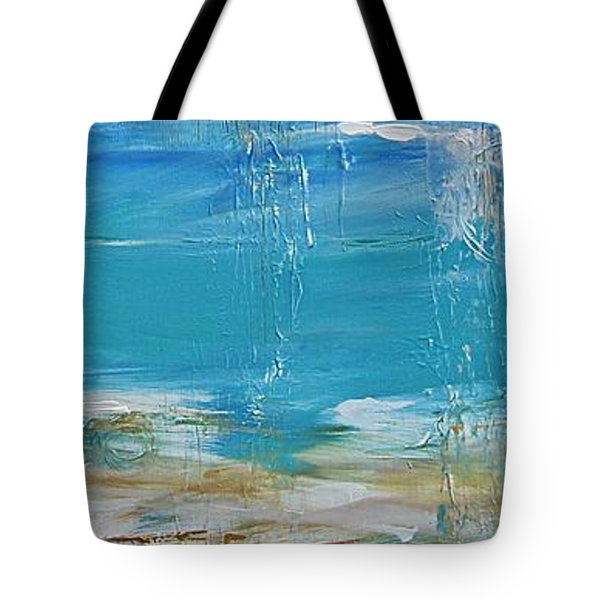 Reflections Tote Bag by Diana Bursztein