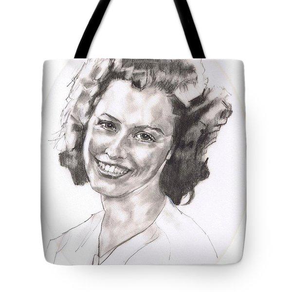 Rita Tote Bag by Sean Connolly
