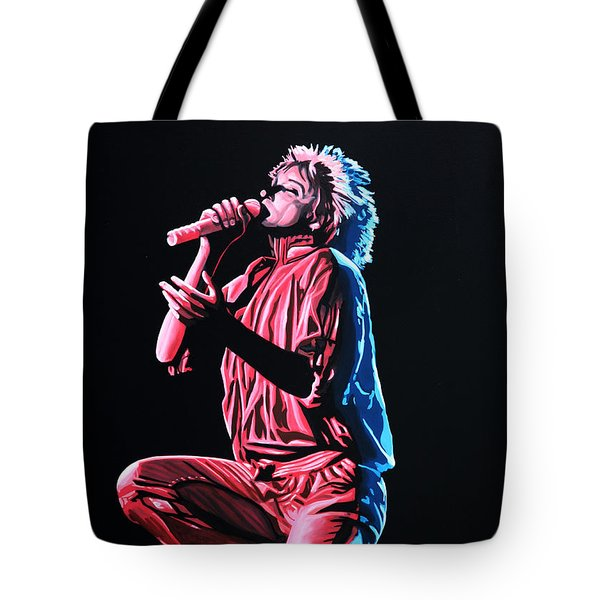 Rod Stewart Tote Bag